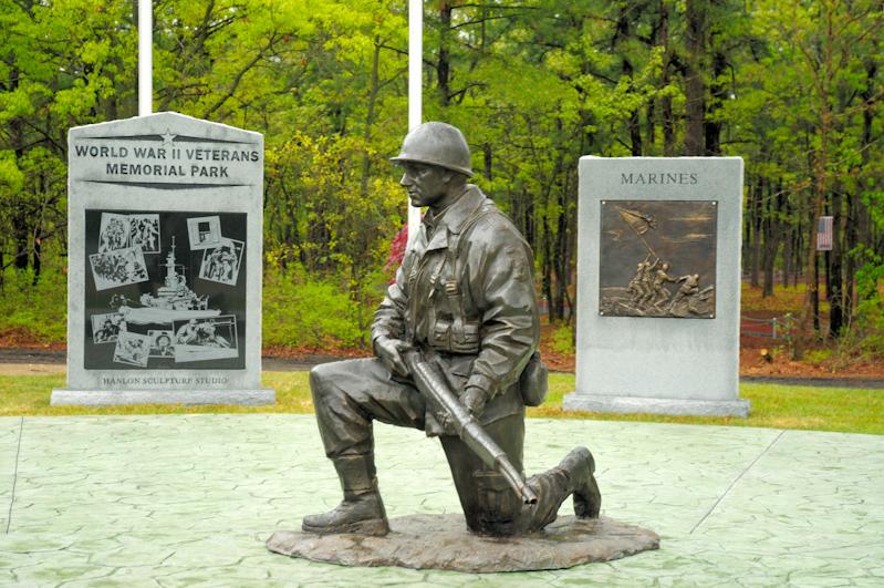 Manchester Township NJ - World War II Veterans Memorial Park